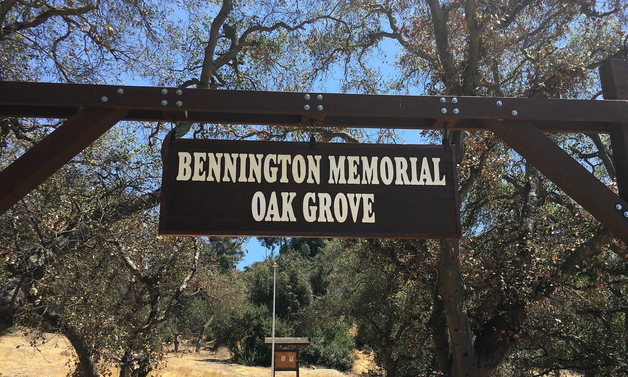Bennington Memorial